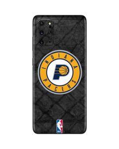 Indiana Pacers Dark Rust Galaxy S20 Plus Skin