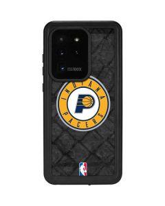 Indiana Pacers Dark Rust Galaxy S20 Ultra 5G Waterproof Case