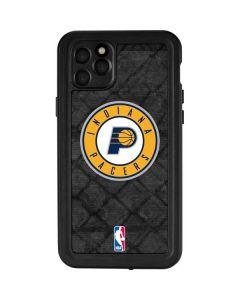 Indiana Pacers Dark Rust iPhone 11 Pro Max Waterproof Case