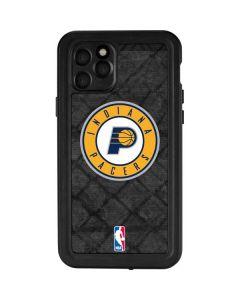 Indiana Pacers Dark Rust iPhone 11 Pro Waterproof Case
