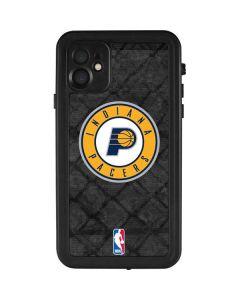 Indiana Pacers Dark Rust iPhone 11 Waterproof Case