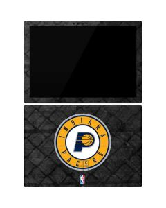 Indiana Pacers Dark Rust Surface Pro 7 Skin