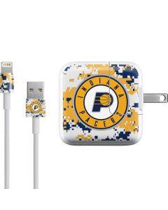 Indiana Pacers Digi Camo iPad Charger (10W USB) Skin