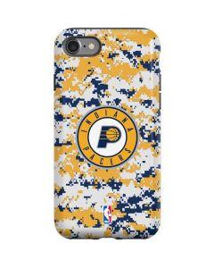 Indiana Pacers Digi Camo iPhone SE Pro Case
