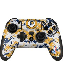 Indiana Pacers Digi Camo PlayStation Scuf Vantage 2 Controller Skin
