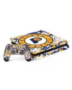Indiana Pacers Digi Camo PS4 Slim Bundle Skin
