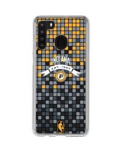 Indiana Pacers Digi Galaxy A21 Clear Case