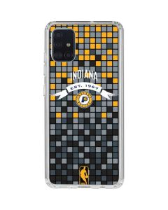 Indiana Pacers Digi Galaxy A51 Clear Case