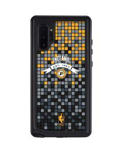 Indiana Pacers Digi Galaxy Note 10 Plus Waterproof Case