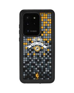 Indiana Pacers Digi Galaxy S20 Ultra 5G Waterproof Case