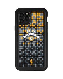 Indiana Pacers Digi iPhone 11 Pro Waterproof Case