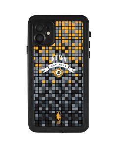 Indiana Pacers Digi iPhone 11 Waterproof Case
