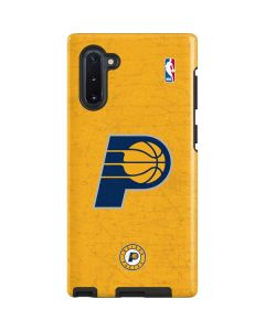 Indiana Pacers Distressed Galaxy Note 10 Pro Case