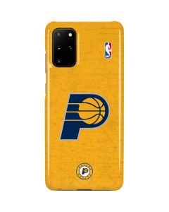 Indiana Pacers Distressed Galaxy S20 Plus Lite Case