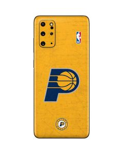Indiana Pacers Distressed Galaxy S20 Plus Skin