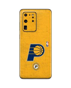 Indiana Pacers Distressed Galaxy S20 Ultra 5G Skin