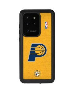Indiana Pacers Distressed Galaxy S20 Ultra 5G Waterproof Case