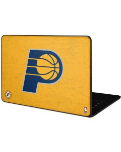Indiana Pacers Distressed Google Pixelbook Go Skin