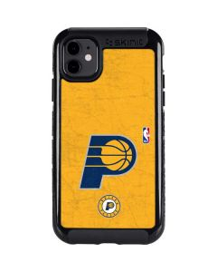 Indiana Pacers Distressed iPhone 11 Cargo Case