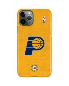 Indiana Pacers Distressed iPhone 11 Pro Lite Case