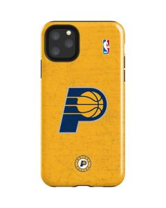 Indiana Pacers Distressed iPhone 11 Pro Max Impact Case
