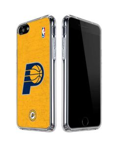 Indiana Pacers Distressed iPhone SE Clear Case