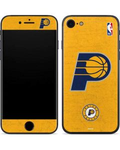 Indiana Pacers Distressed iPhone SE Skin