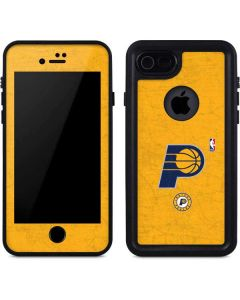 Indiana Pacers Distressed iPhone SE Waterproof Case