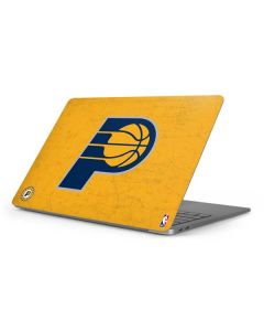 Indiana Pacers Distressed Apple MacBook Pro 16-inch Skin