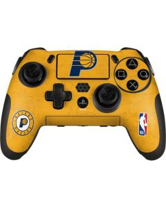 Indiana Pacers Distressed PlayStation Scuf Vantage 2 Controller Skin