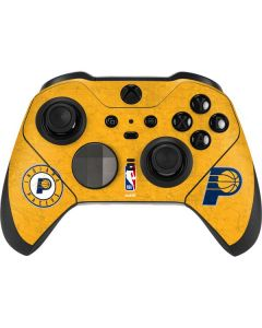 Indiana Pacers Distressed Xbox Elite Wireless Controller Series 2 Skin