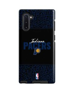 Indiana Pacers Elephant Print Galaxy Note 10 Pro Case