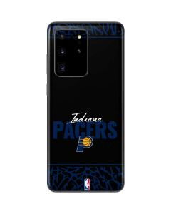 Indiana Pacers Elephant Print Galaxy S20 Ultra 5G Skin