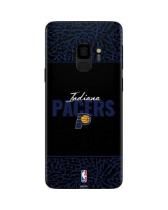Indiana Pacers Elephant Print Galaxy S9 Skin