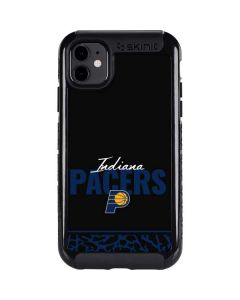 Indiana Pacers Elephant Print iPhone 11 Cargo Case