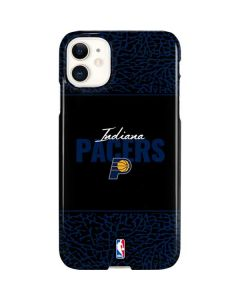 Indiana Pacers Elephant Print iPhone 11 Lite Case