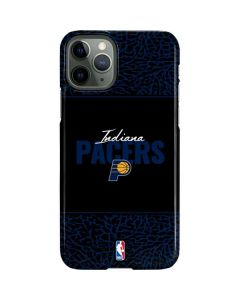 Indiana Pacers Elephant Print iPhone 11 Pro Lite Case