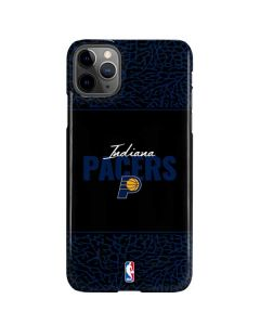 Indiana Pacers Elephant Print iPhone 11 Pro Max Lite Case