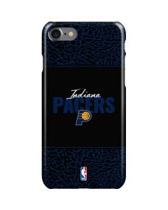 Indiana Pacers Elephant Print iPhone SE Lite Case