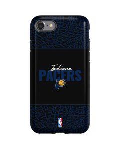 Indiana Pacers Elephant Print iPhone SE Pro Case