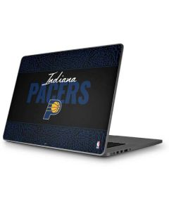 Indiana Pacers Elephant Print Apple MacBook Pro 17-inch Skin