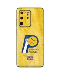 Indiana Pacers Hardwood Classics Galaxy S20 Ultra 5G Skin