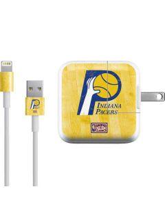 Indiana Pacers Hardwood Classics iPad Charger (10W USB) Skin