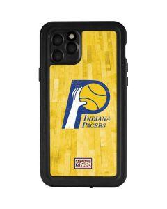 Indiana Pacers Hardwood Classics iPhone 11 Pro Waterproof Case