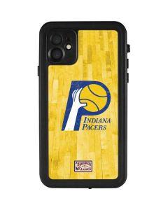 Indiana Pacers Hardwood Classics iPhone 11 Waterproof Case