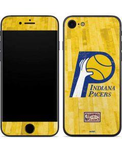 Indiana Pacers Hardwood Classics iPhone SE Skin