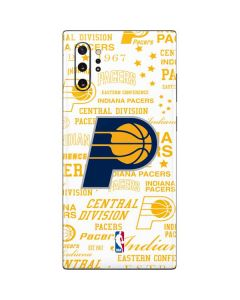 Indiana Pacers Historic Blast Galaxy Note 10 Plus Skin