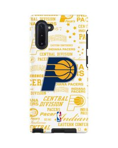 Indiana Pacers Historic Blast Galaxy Note 10 Pro Case