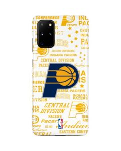 Indiana Pacers Historic Blast Galaxy S20 Plus Lite Case