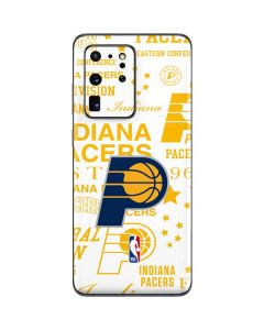 Indiana Pacers Historic Blast Galaxy S20 Ultra 5G Skin